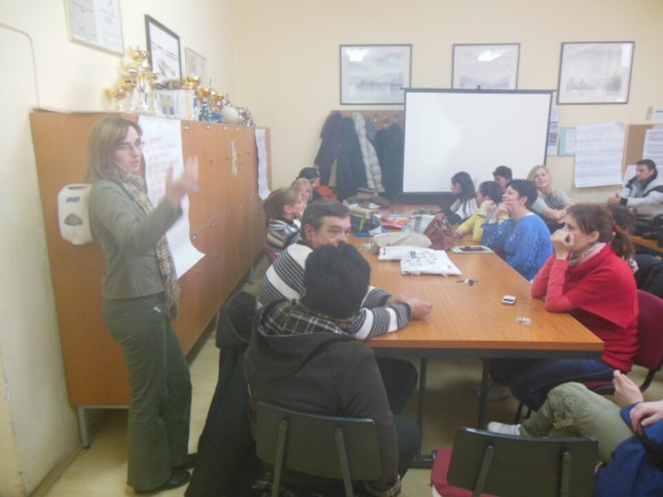 Родно засновано насиље, педагог презентује
