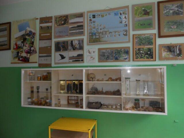 Биолошки кабинет