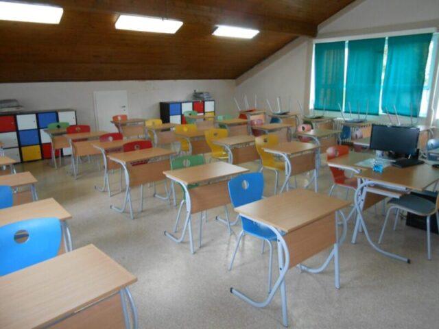Реновиране учионице - ликовно