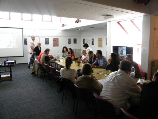 Завршен пројекат - изложба и дебата