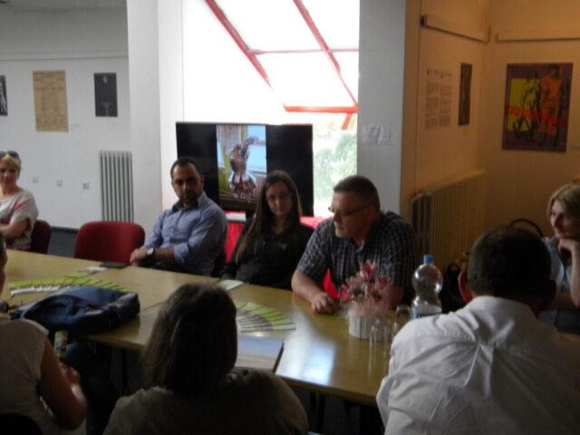 Завршен пројекат - изложба и дебата, анализа резултата рада