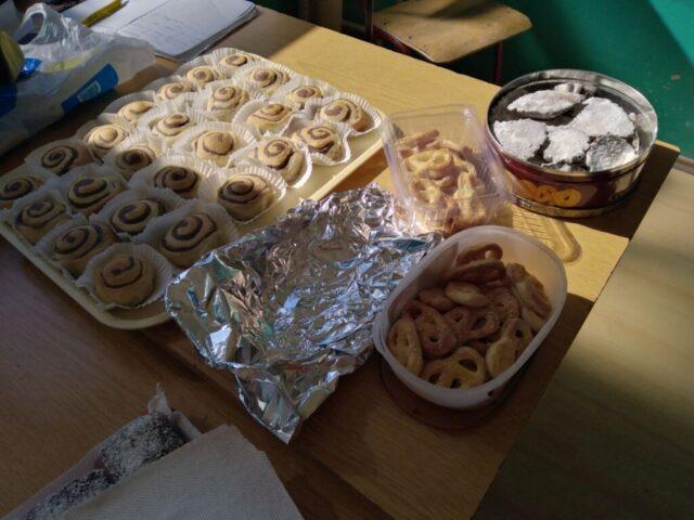 Мануфактура, колачи